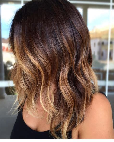 streaked hair color pictures the 25 best highlights for dark hair ideas on pinterest