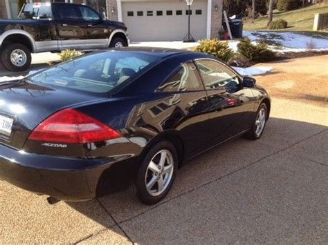 2004 Honda Accord 2 Door by Sell Used 2004 Honda Accord Ex Coupe 2 Door 2 4l In