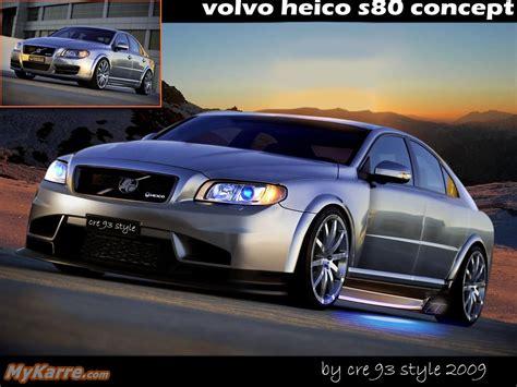 the compact hatchback volvo tuning autos der zukunft