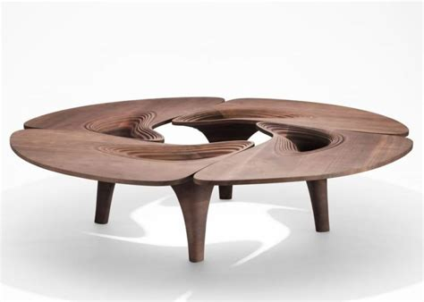 S Furniture by Zaha Hadid S Last Furniture Collection Recreates Mid