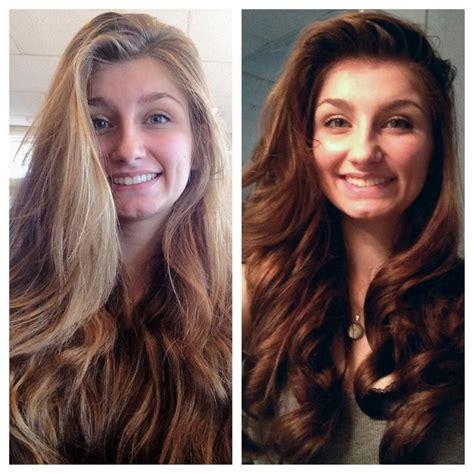 haircut before or after hair dye semi permanent hair color before and after hair colors