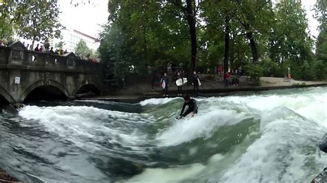 Surfing Germany by River Surfing In Munich Germany