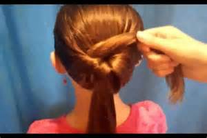 Really Easy Hairstyles For Medium Hair by Very Easy Hairstyles For Medium Hair Youtube