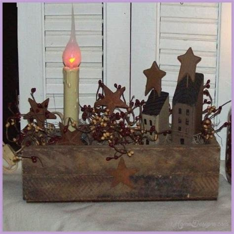 handicraft for home decoration 10 primitive home decor craft ideas 1homedesigns com