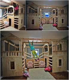 Coolest Bunk Beds 10 cool diy bunk bed ideas for kids 7