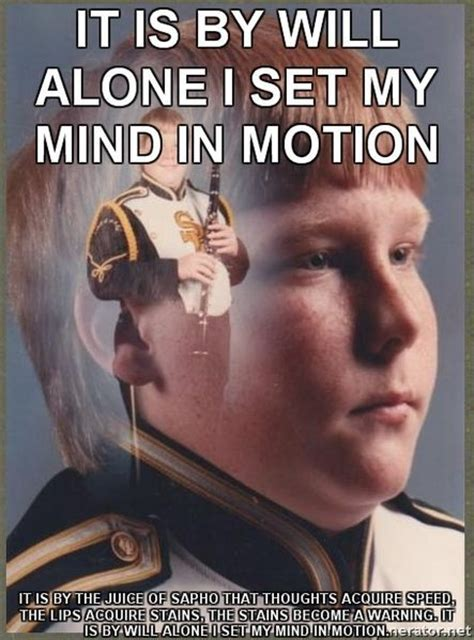 Clarinet Boy Meme - image 45992 ptsd clarinet boy know your meme