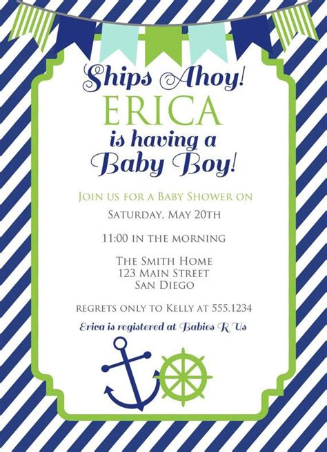 Anchor Baby Shower Ideas by Best 25 Anchor Baby Showers Ideas On Nautical