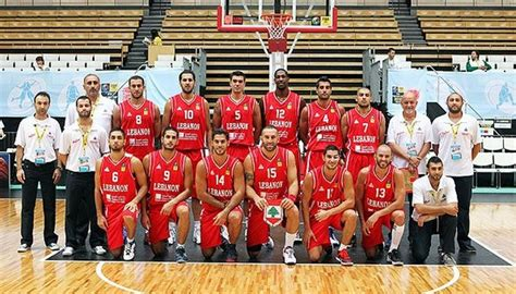 Best Places To Football In Beirut Fiba Lifts The Ban Lebanese Basketball National Team Is Back Sports 961 Sports 961