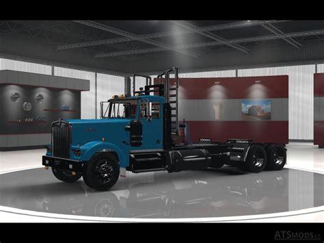 american truck kenworth kenworth w900a american truck simulator mods