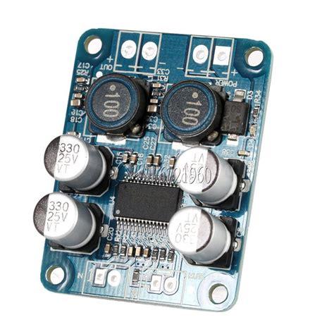 Digital Lifier Board Diy Tpa3118 12 24v tpa3118 btl 60w mono digital audio power lifier board
