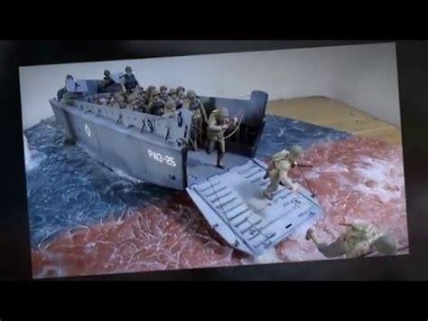 italeri higgins boat building italeri lcvp boat part 10 finale of operation