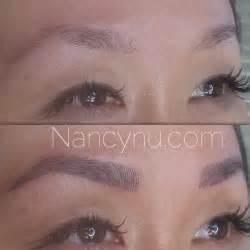 semi permanent eyebrow microblading diana elizabeth