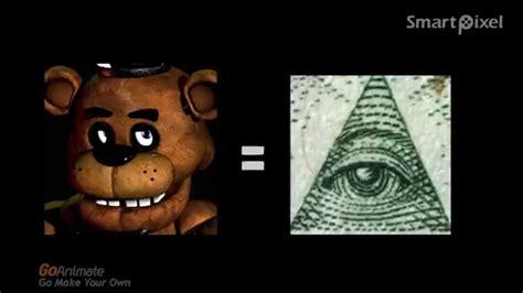 illuminati evidence fnaf illumanati evidence minecraft