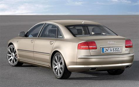 how to work on cars 2008 audi a8 engine control 2008 audi a8 first look motor trend