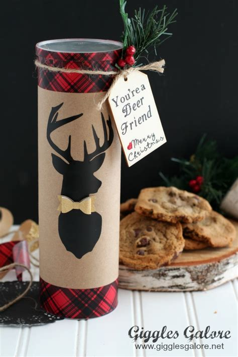 christmas gift for friends you re a deer friend cookies