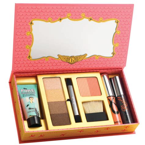 Free Benefit Palette With New Magazine by Benefit She S So Jetset 6 Products Free Delivery