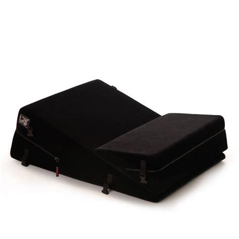 cheap liberator bedroom adventure gear wedge r combo liberator black label wedge r combo sex pillow short