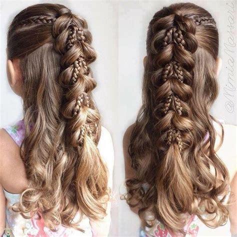 Fancy Braided Hairstyles 1000 ideas about fancy braids on braids