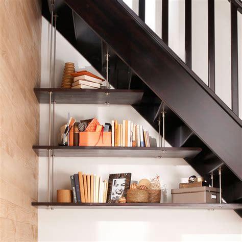 foto libreria foto librer 237 a hueco escalera de miv interiores 902653