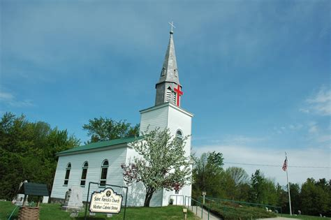 st patricks church peru ny
