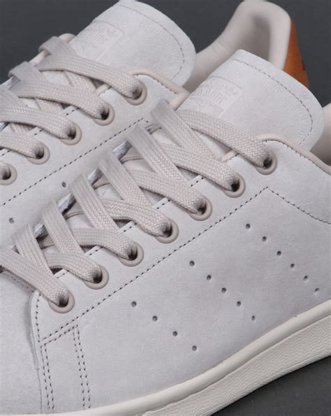 Casual Adidas Smith Brown adidas stan smith trainers clear brown originals mens shoes