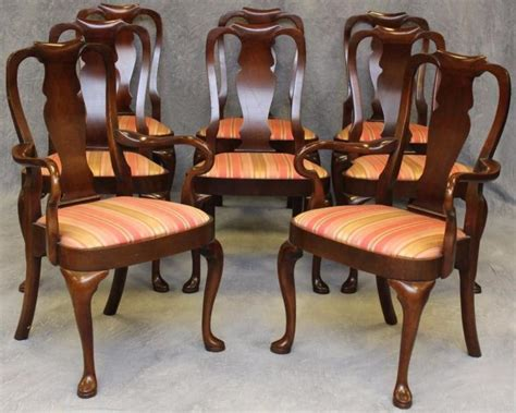 henkel harris dining room 9 piece henkel harris mahogany dining room suite