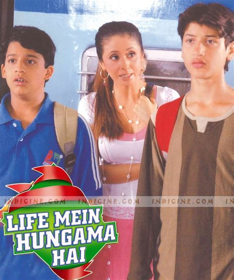 biography of movie hungama life mein hungama hai trailer and poster