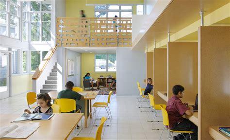 community room allencrest community center bsa design awards boston society of architects