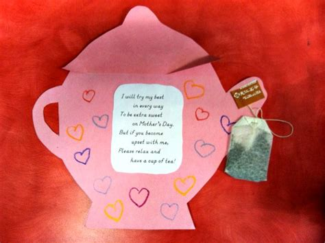 crafts for preschoolers for mothers day