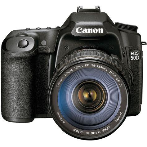 canon 50d canon eos 50d slr digital kit with canon 28 135mm