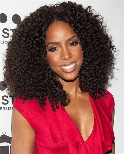 how do i curl my hair like kelly ripa kelly rowland hairstyles celebrity latest hairstyles 2016