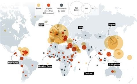 map of us bases in europe where in the world is the u s politico magazine