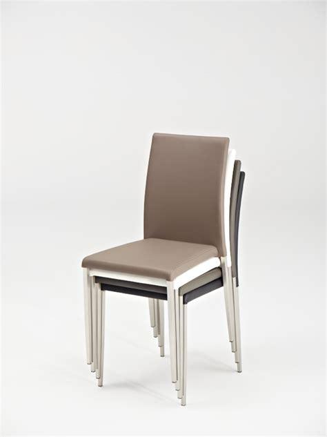 chaises de salle a manger taupe