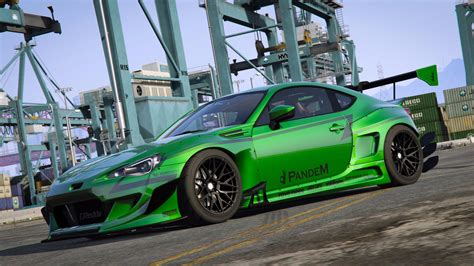 subaru brz rocket bunny v3 rocket bunny v3 brz add on gta5 mods com