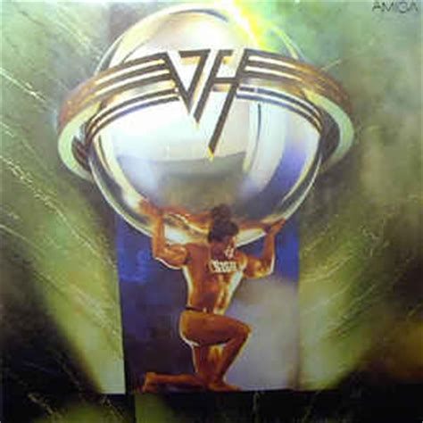 Kaos Vanhallen Vanhalen halen 5150 vinyl lp album at discogs