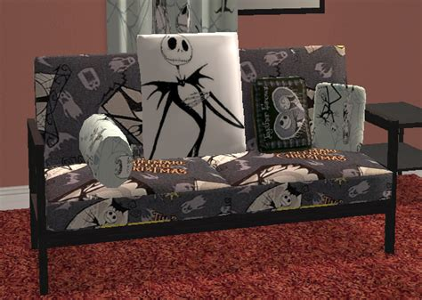 nightmare before bedroom s a sims 2 and 4 nightmare before living
