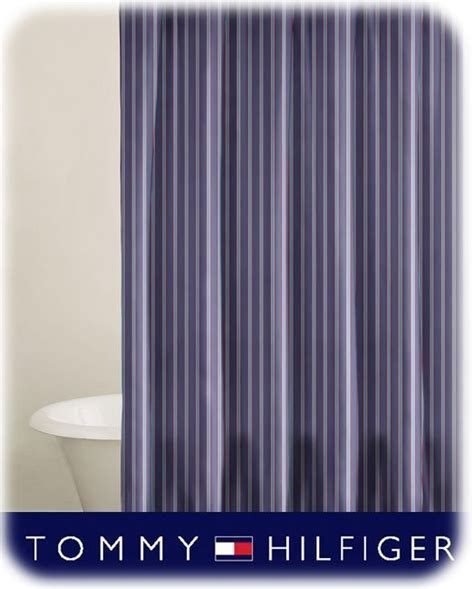 tommy hilfiger shower curtains tommy hilfiger shower curtain dramatically beautiful