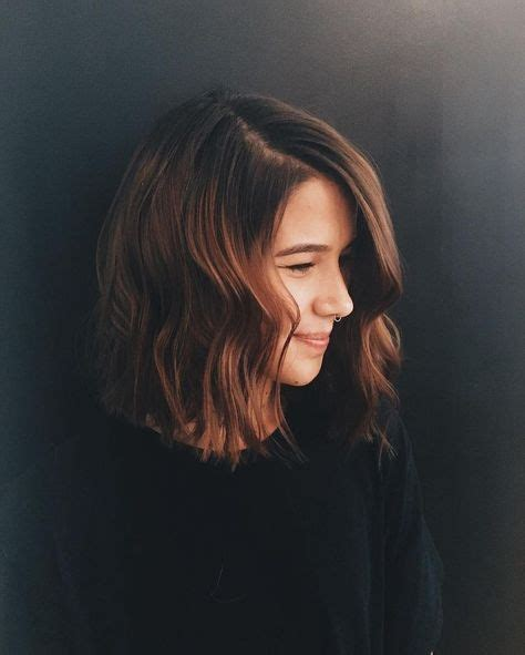 can blunt hair work on curly hair best 25 blunt cuts ideas on pinterest blunt haircut