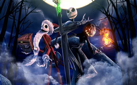 The Nightmare Before - the nightmare before hd wallpapers