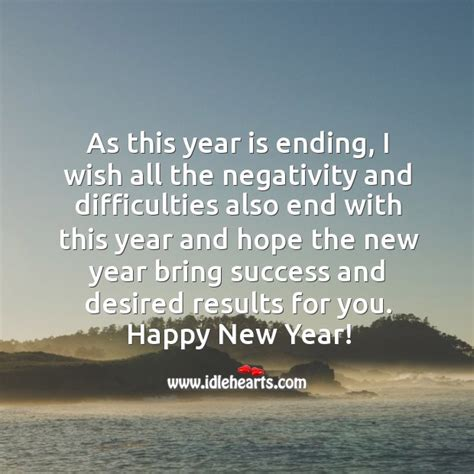new year what to bring new year bring success and desired results for you