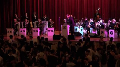 beantown swing orchestra beantown swing orchestra 2014 2015 video demo youtube