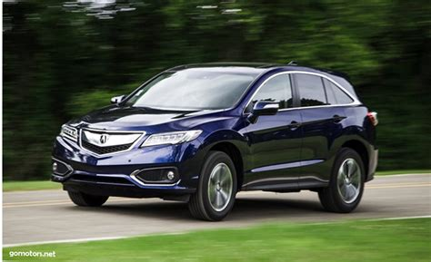 2016 acura rdx awd review