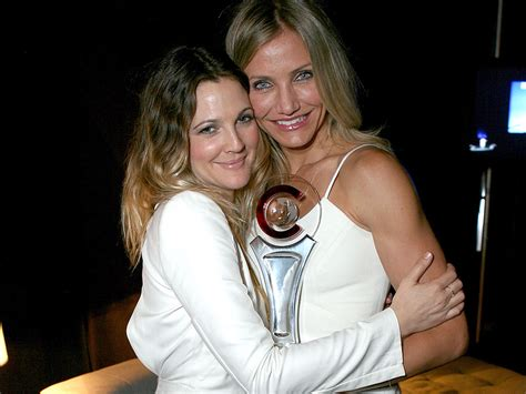 Cameron Diaz Drew Barrymoore Bff by Drew Barrymore Talks Cameron Diaz Friendship