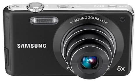Kamera Samsung St60 samsung st60 und st70 stylisches design in schlankem format fotointern ch tagesaktuelle