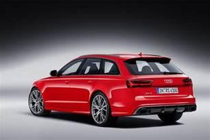 Audi Rs6 2016 Audi Rs6 Avant Performance Picture 652316 Car
