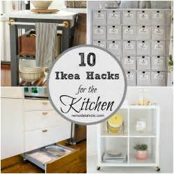 Mounted Spice Rack Remodelaholic 10 Ingenious Ikea Hacks For The Kitchen