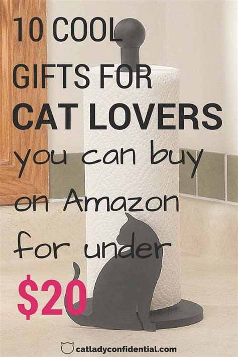 10 Gifts 20 For The Cat Lover by 10 Cool Gifts For Cat You Can Buy On For