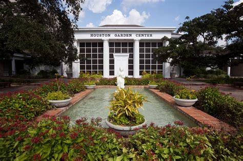 Special Gardens Will Mark Hermann Park S 100th Year Houston Botanical Gardens Hermann Park
