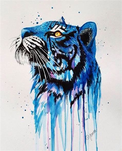 watercolor tattoo yahoo watercolor tiger yahoo image search results