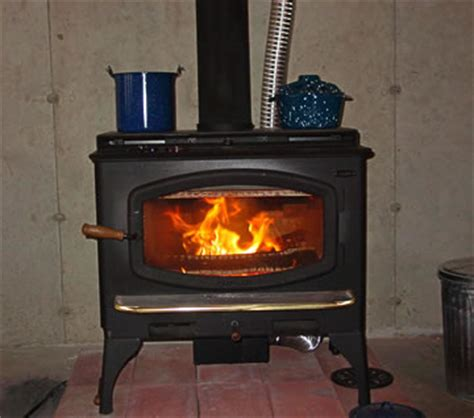 how does a wood burning stove work ehow uk